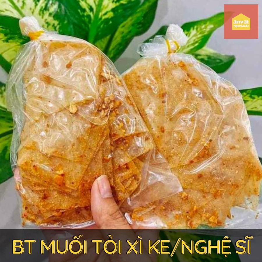 COMBO 10 BỊCH Bánh tráng muối tỏi xì ke (LỚN)