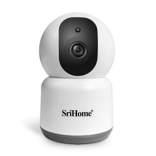 Camera Wifi Srihome SH038 4.0MP Quay đêm có màu – hỗ trợ băng tần 5G