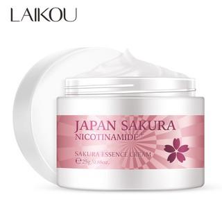 Kem dưỡng da mặt Hyaluronic Acid dưỡng ẩm chống lão hóa làm trắng da Laikou 25g thumbnail