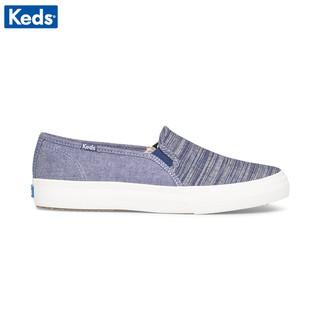 Giày Keds Nữ - Double Decker Multi Stripe Navy - KD060375 thumbnail