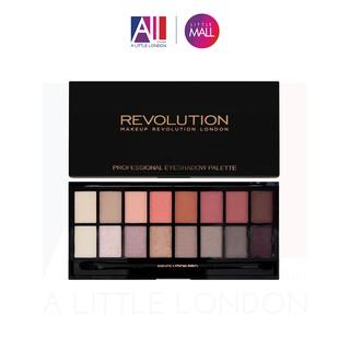 [TOP 1 SHOPEE] Bảng mắt Makeup Revolution New-Trals vs Neutrals Eyeshadow Palette (Bill Anh) thumbnail