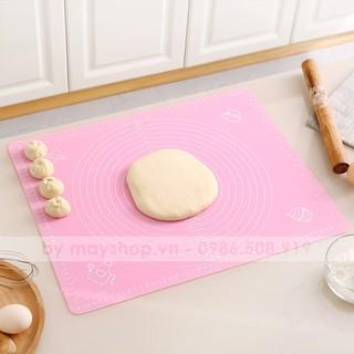Tấm nhào bột Silicone Mat chống dính