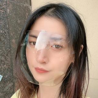 (Hàng Mới Về) Mặt Nạ Mắt Cỡ Lớn Che Toàn Khuôn Mặt
