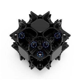 Tsm★Xiaomi Mijia Giiker M3 Magnetic Cube Puzzle 3x3x3 5.65cm Speed Professional