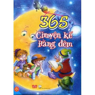 365 Chuyện Kể Hàng Đêm- Bìa cứng -155k