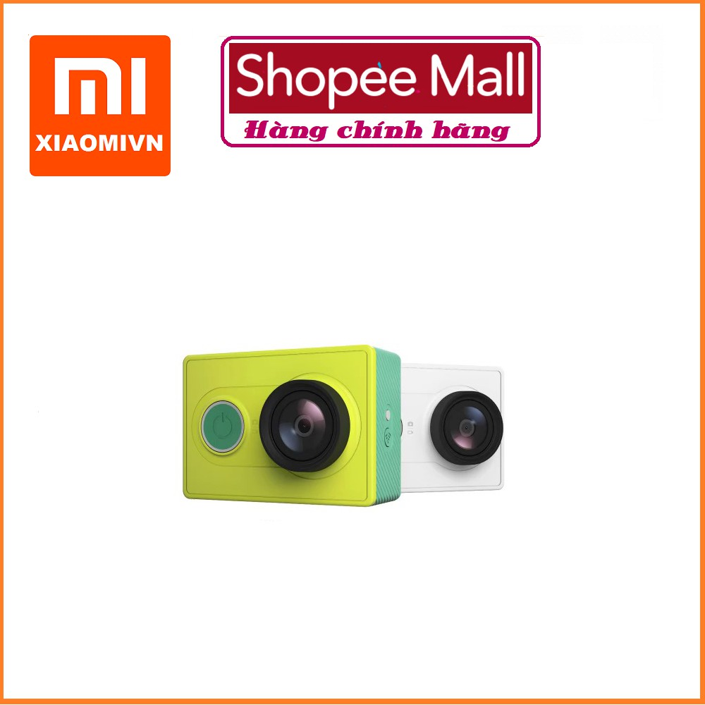 [Chính hãng] Camera hành trình Xiaomi Yi Action Full HD 1080p - 2674459 , 11820913 , 322_11820913 , 1650000 , Chinh-hang-Camera-hanh-trinh-Xiaomi-Yi-Action-Full-HD-1080p-322_11820913 , shopee.vn , [Chính hãng] Camera hành trình Xiaomi Yi Action Full HD 1080p