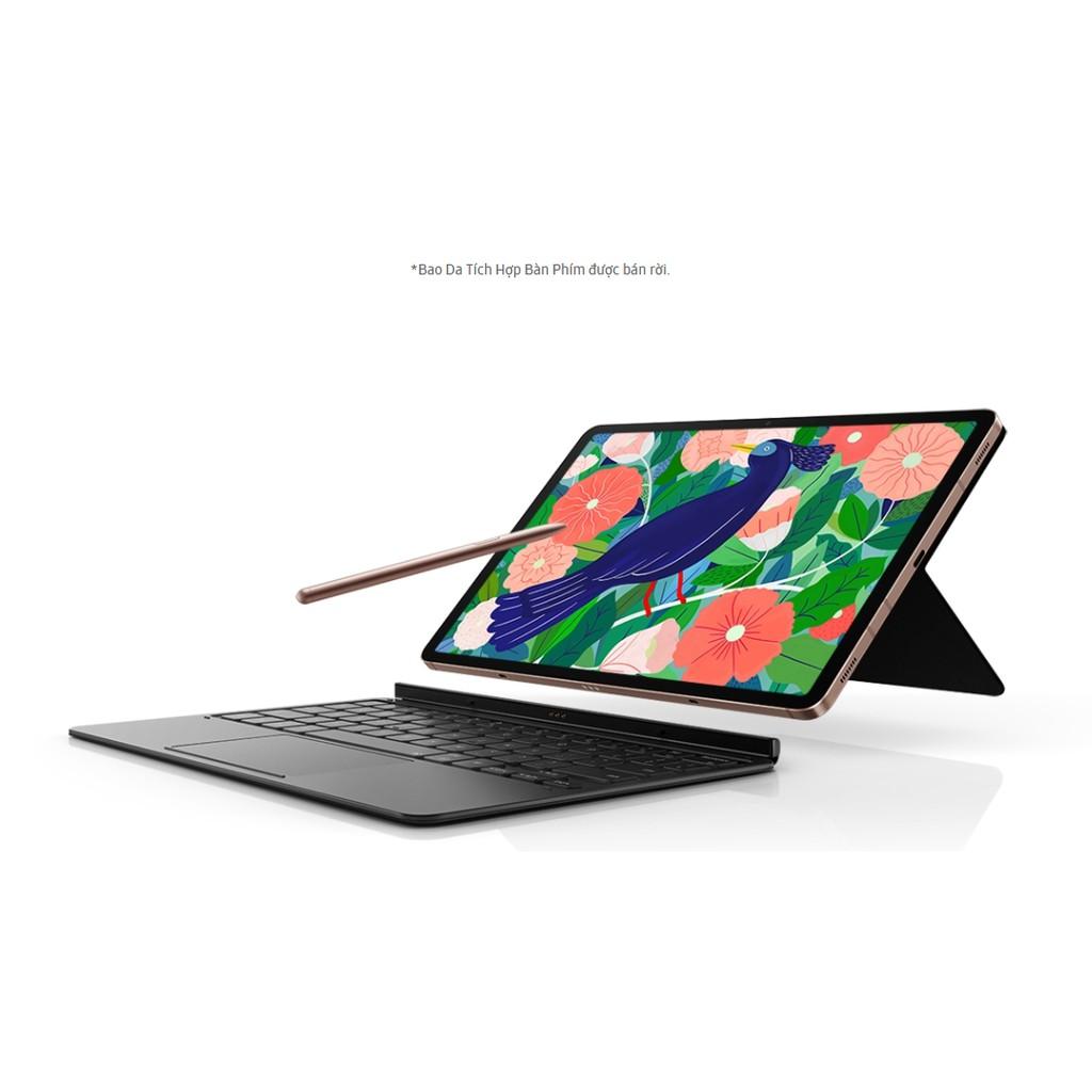 [FreeShip – Sale khô máu] Máy tính bảng Samsung Galaxy Tab S7/ S7+Tặng Bao da bàn phím HÀNG CHÍNH HÃNG Bảo Hành Mới 100%