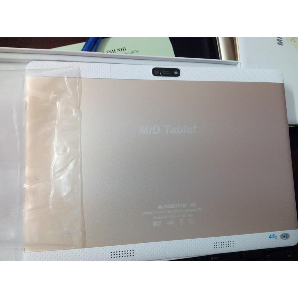 Máy tính bảng MID K107 LCD 10.6 inch, Ram 2GB, Sim 3G Android 7.0 | SaleOff247