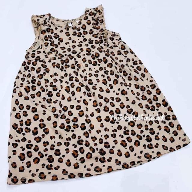 Váy da beo HM