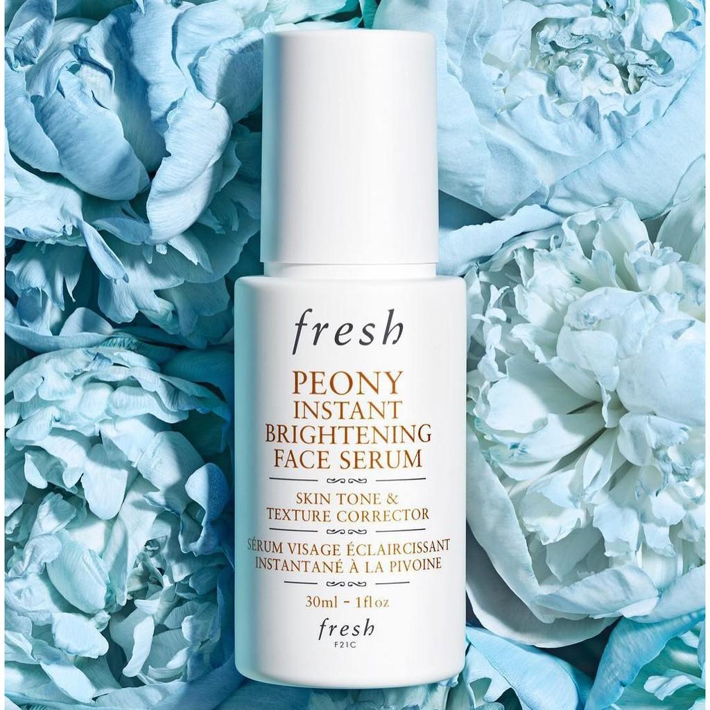 FRESH - Tinh chất trắng da Peony Instant Brightening Face Serum 30ml |  Shopee Việt Nam