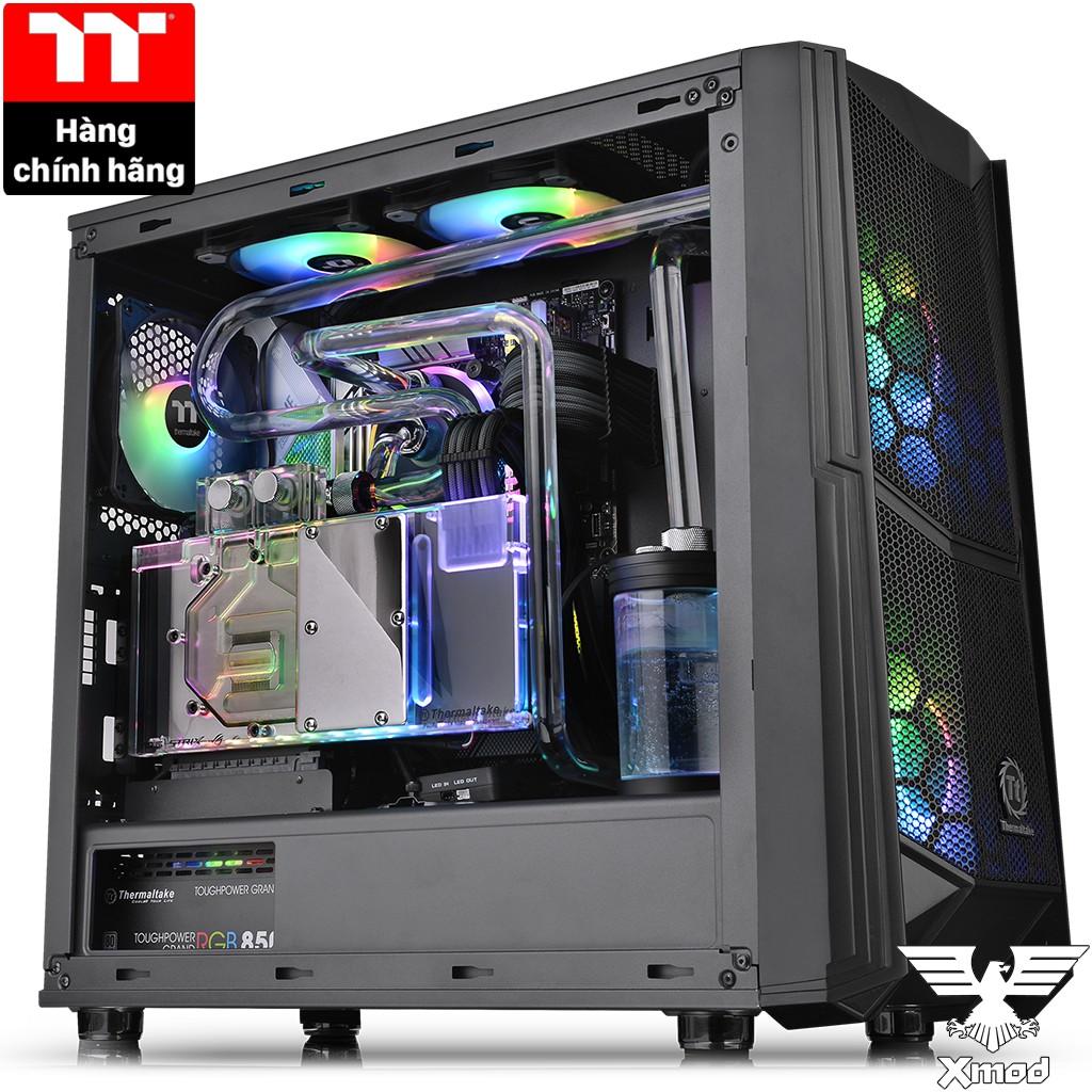 Case Thermaltake Commander C35 TG ARGB Edition Giá chỉ 2.490.000₫