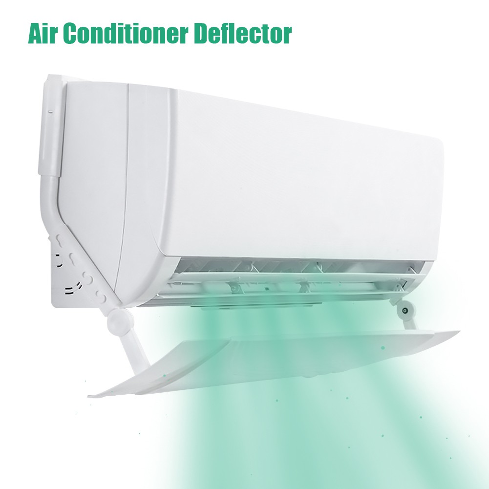Air Conditioner Wind Deflector Baffle Anti Direct Blowing Retractable Air Conditioner