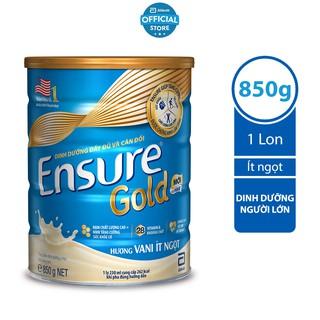 Sữa bột Ensure Gold Abbott (HMB) lúa mạch 850g