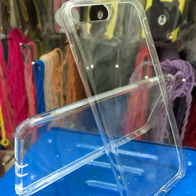ỐP SILICON TRONG cho IPhone