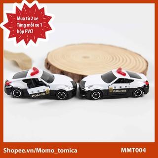 Xe mô hình Tomica – xe cảnh sát Nissan Fairlady z nismo No 61