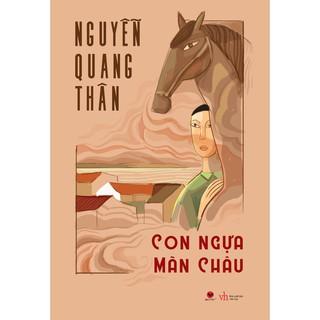 Sách - Con Ngựa Mãn Châu thumbnail