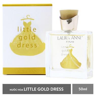 Nước Hoa Nữ Laura Anne Little Gold Dress (50ml) - 2530737 , 930831721 , 322_930831721 , 215000 , Nuoc-Hoa-Nu-Laura-Anne-Little-Gold-Dress-50ml-322_930831721 , shopee.vn , Nước Hoa Nữ Laura Anne Little Gold Dress (50ml)