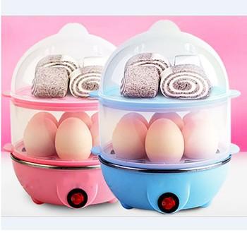 Máy Hấp Trứng, Thức Ăn Đa Năng 2 TầngMáy Hấp Trứng, Thức Ăn Đa Năng 2 Tầng