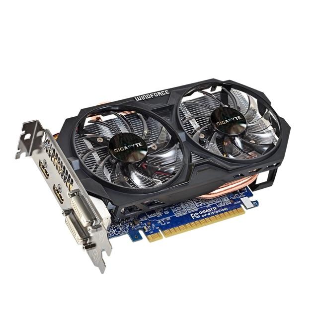 VGA 750TI 99% 2GB DDR5