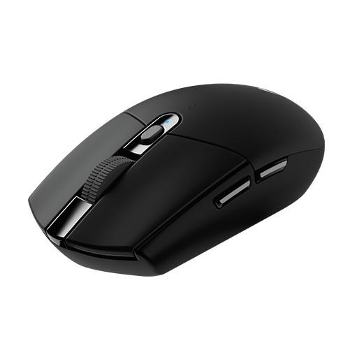 [Mã ELMS5 giảm 7% đơn 300K] Chuột game không dây Logitech G304 Lightspeed, Hero Sensor max 12.000DPI