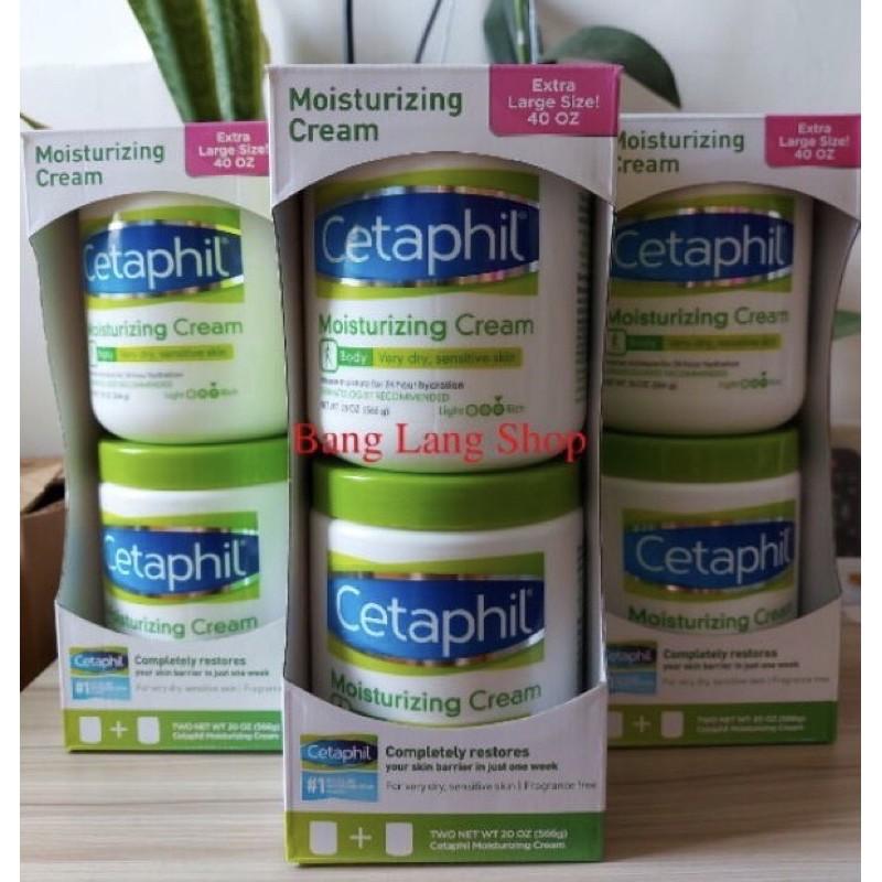 Kem dưỡng da Cetaphil Moisturizing Cream( 566g) xuất xứ Canada