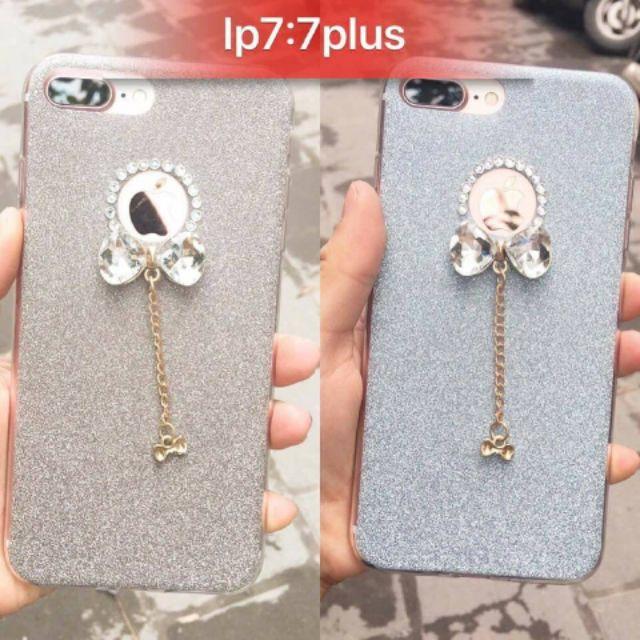 Ốp kim tuyến iPhone 7plus/8plus