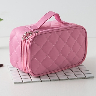 Cosmetic Bag Case Women Waterproof Makeup bag High capacity Travel Organizer toiletry pouch multifunction beauty case