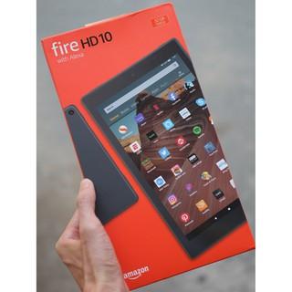 Amazon Kindle Fire HD10 – máy tính bảng màn hình lớn
