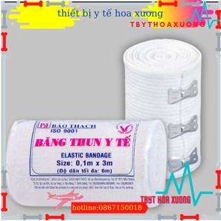 băng chun y tế,Băng thun y tế Bảo Thạch ( 2 móc - 3 móc)thietbiytehoaxuong thumbnail