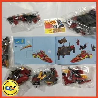 Bộ lego ninja 291 chi tiết (SY980)