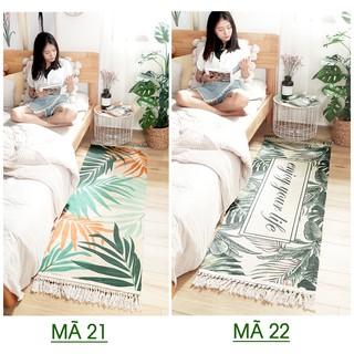 Thảm phòng khách , phòng ngủ chất len sợi cao cấp dầy dặn thumbnail