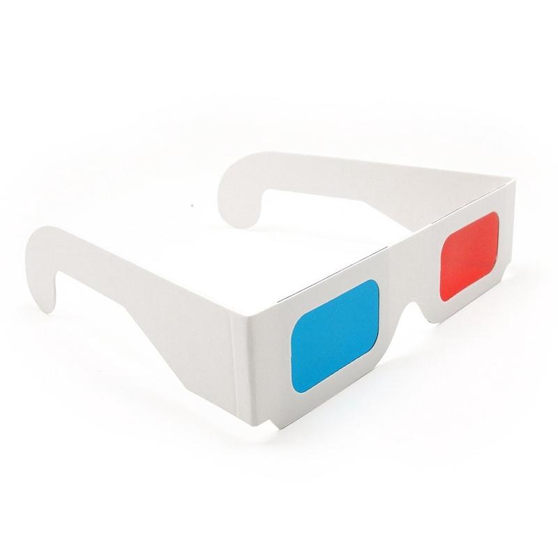 Kính 3D 2 màu xanh đỏ