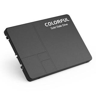 Ổ cứng SSD 2.5 inch SATA Colorful SL500 256GB, SL300 160GB 128GB - bảo hành 3 năm - SD04 SD05 SD06 thumbnail