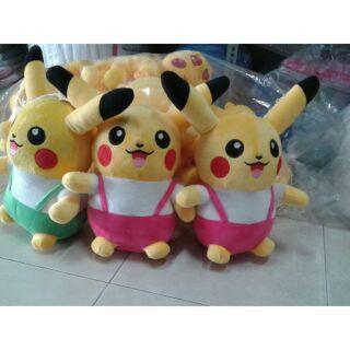 Pikachu nhồi bông,size 40cm,hàng chất lượng,