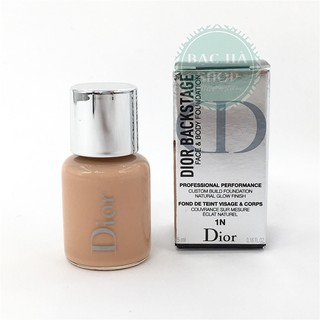 Dior Kem Nền Backstage Face And Body Foundation 1N 5ml thumbnail