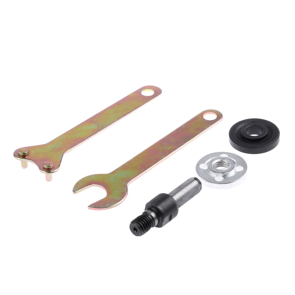 Electric Drill Variable Angle Grinder Connecting Rod Converter Set