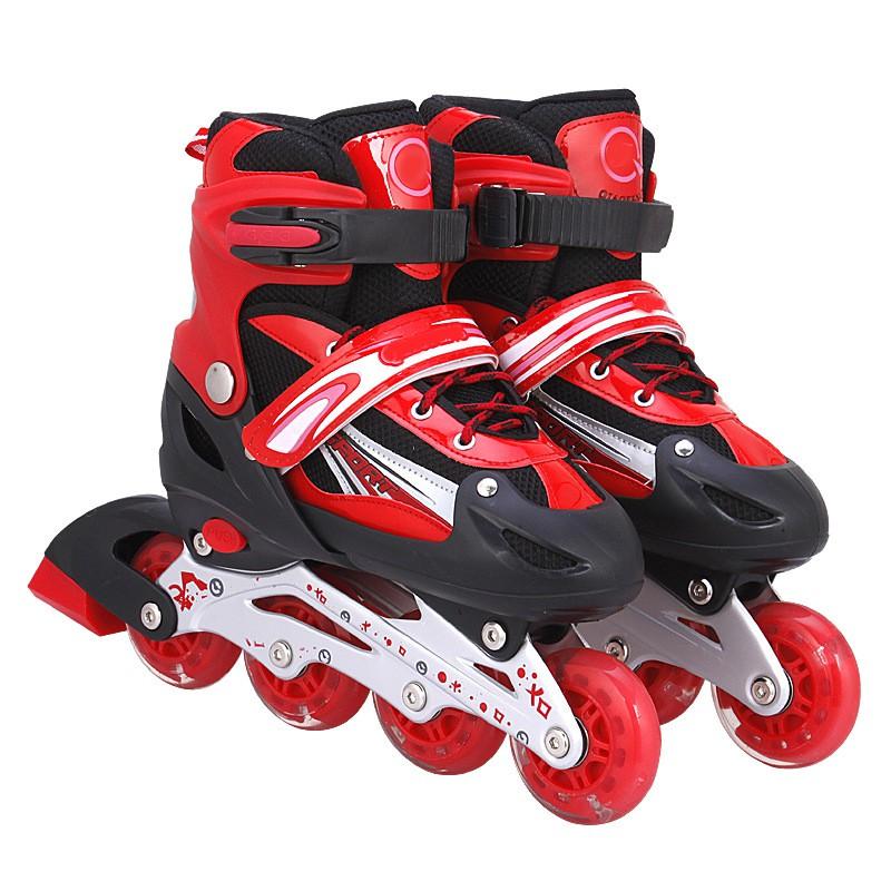 Giày Trượt Patin QF Màu Ngẫu Nhiên (Khách Chọn Màu Và Size Trong Ghi Chú)