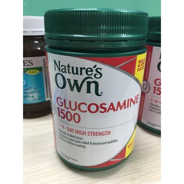 Viên bổ xương khớp nature's own glucosamin 250v - 2604744 , 1196326166 , 322_1196326166 , 750000 , Vien-bo-xuong-khop-natures-own-glucosamin-250v-322_1196326166 , shopee.vn , Viên bổ xương khớp nature's own glucosamin 250v
