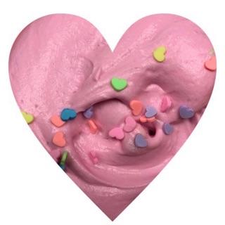 Slime bánh quy đường hồng