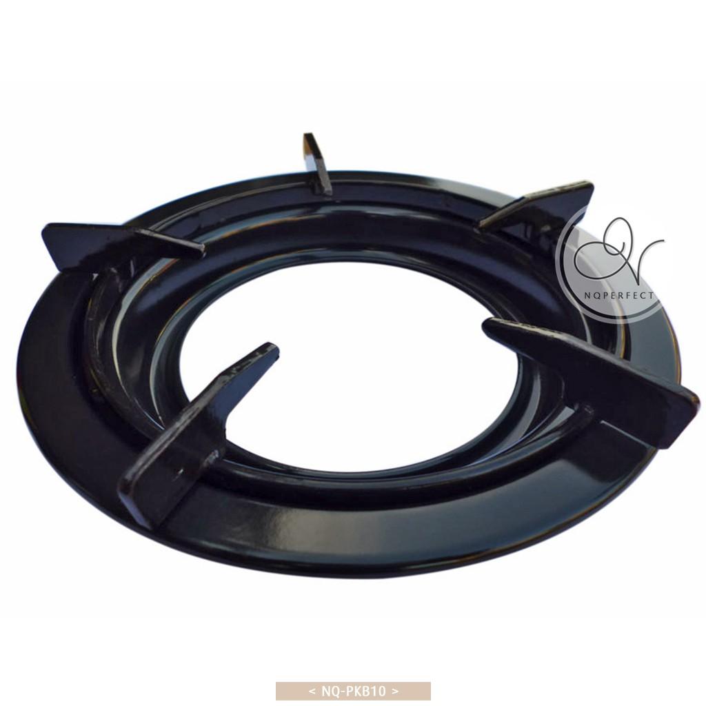 Trọn bộ linh kiện bếp Kiềng/Khay/Vòng định vị bếp gas Rinnai RV-6SLIM, RV-7SLIM.. chính hãng