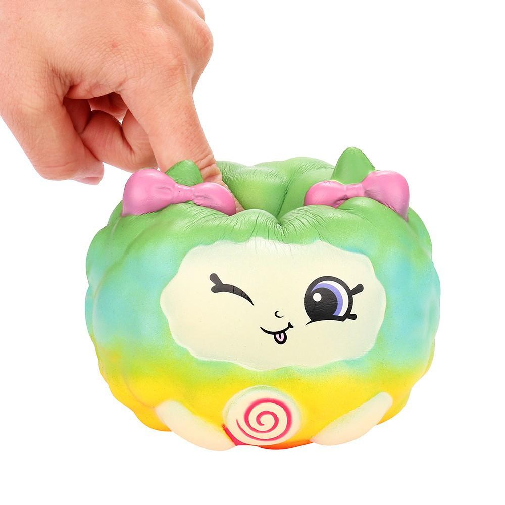 Đồ chơi bóp Squishy hình cừu hoạt hình , có mùi thơm mã sp TQ4114
