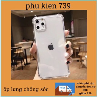 Ốp iphone slicon dẻo chống sốc loại dày đẹp ipXR/ip6/7/8/6p/7p/8p/ipx/xs/11/11pro/11promax/ip12(6.7)/ip12(6.1)/ip12(5.4)