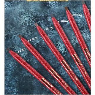 Chì xé PULL BRIGHT LASTING phẩy sợi vỏ Đỏ cao cấp - chống nước, chống trôi thumbnail