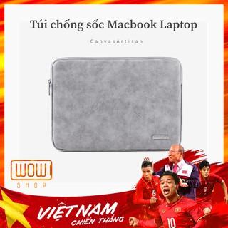 [ CHÍNH HÃNG ] Túi chống sốc Da cao cấp cho Macbook, Ultrabook, Laptop