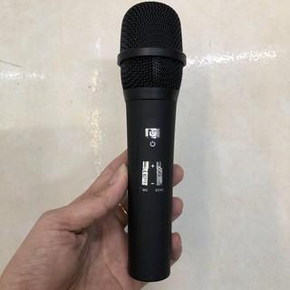 Mic bóc máy của Loa karaoke YS23, YS25. Bán cho bác nào hỏng mic hoặc mất mic, không dây chuẩn theo máy