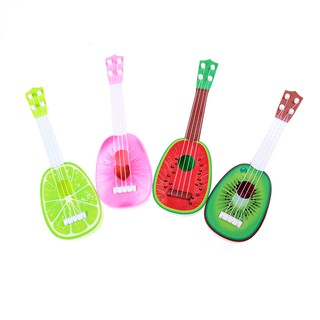 [BUDD&vn] 4 String Toy Mini Guitar Musical Instrument Children Kids Music toy