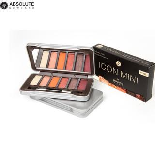 Phấn mắt ICON MINI Eyeshadow Palette AIM02 Aflame 10g - 6 ô thumbnail
