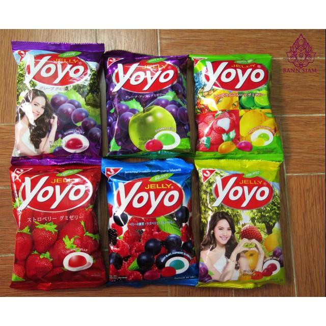 Kẹo dẻo YoYo Thái Lan - 3550030 , 1026819014 , 322_1026819014 , 17500 , Keo-deo-YoYo-Thai-Lan-322_1026819014 , shopee.vn , Kẹo dẻo YoYo Thái Lan