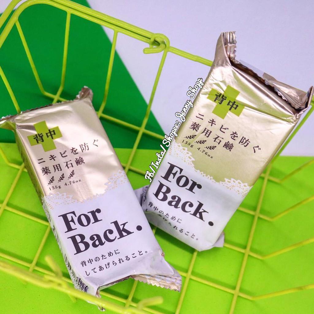 Xà Phòng Lưng For Back Pelican Nhật Bản