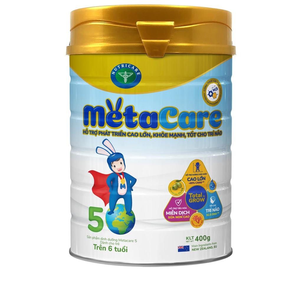 Sữa Metacare 5 loại 900g